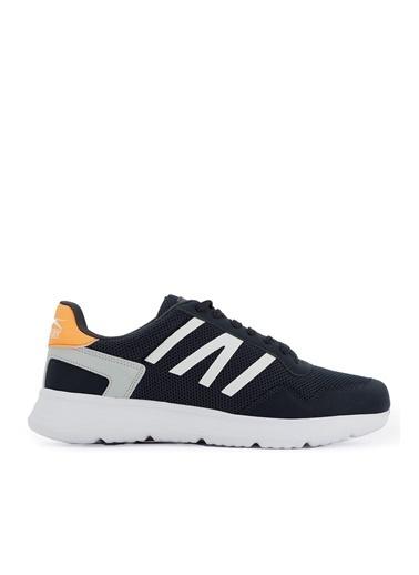 Slazenger Slazenger ICONA I Sneaker Erkek Ayakkabı    Lacivert